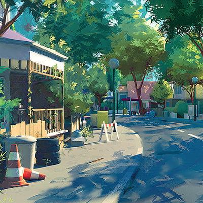 Sylvain sarrailh street