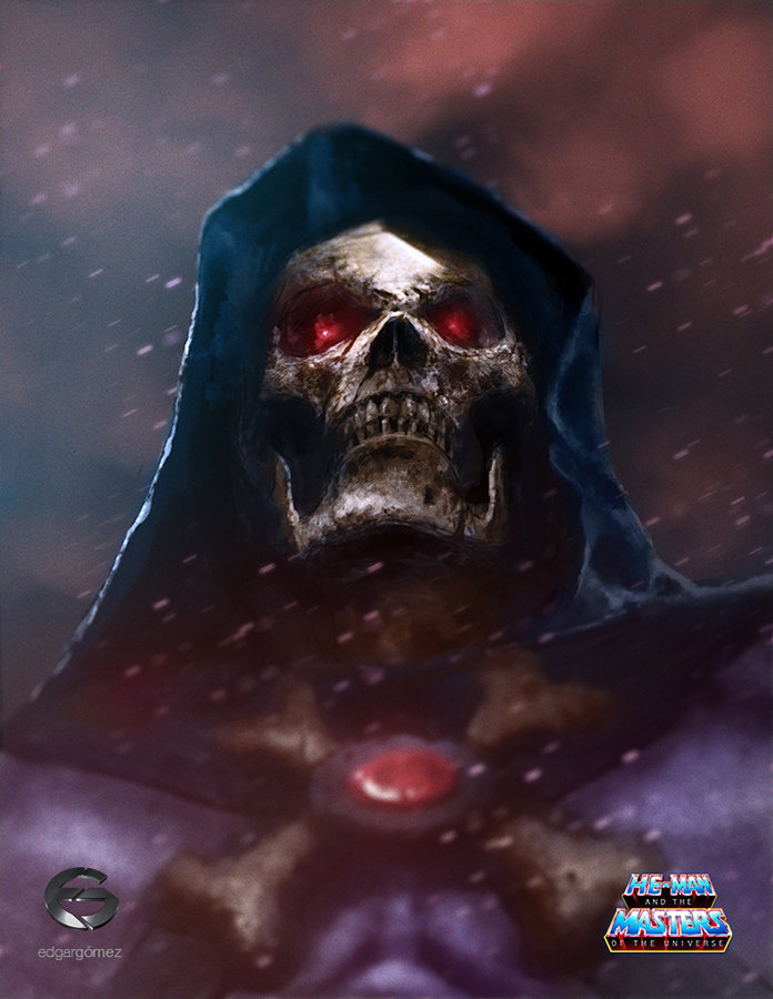 Edgar gomez skeletor by edgargomezart d82zedn