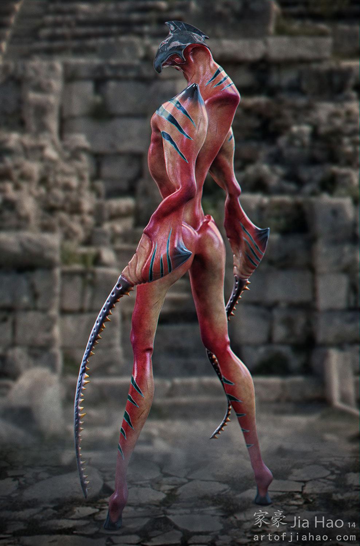 Jia hao 2014 07 gladiator 1 comp