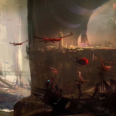 Sparth nicolas bouvier miniblimp final