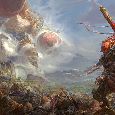 Fenghua zhong the first world war