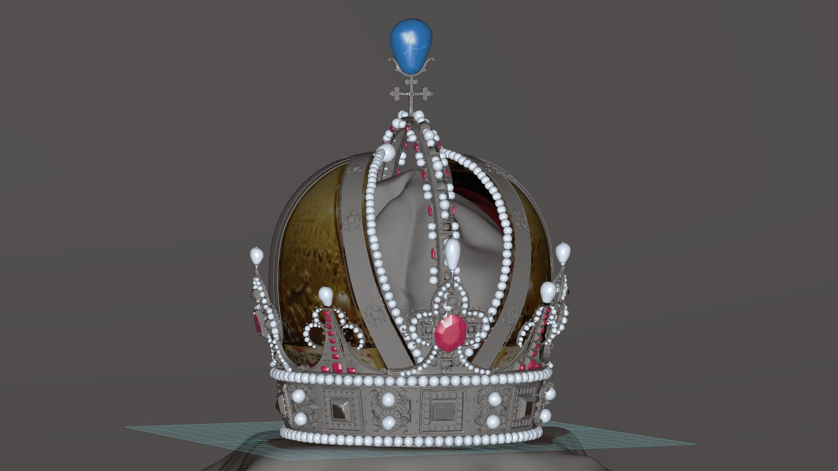Michael marcondes crown bh
