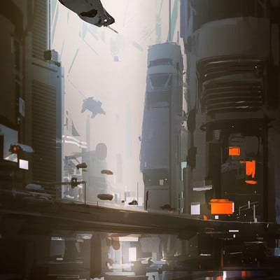 Sparth nicolas bouvier rainy city final small