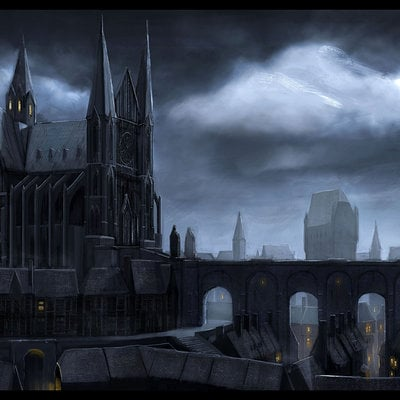 Project Abyss - Cathedral