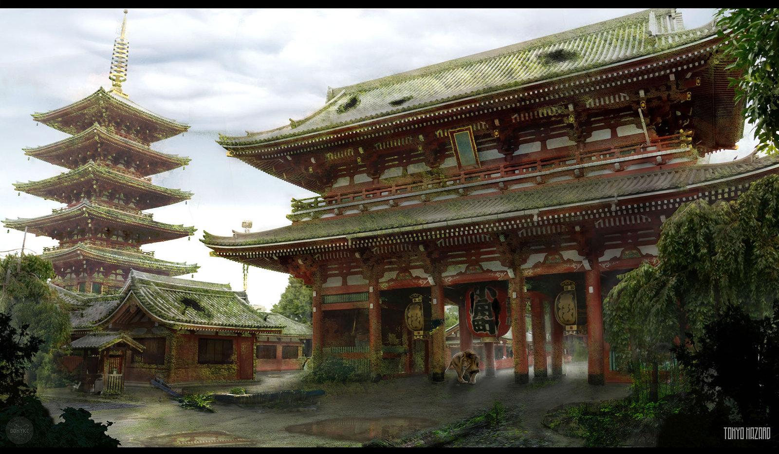 Tokyo Hazard - Shrine