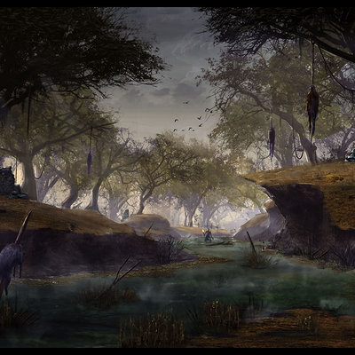 Project Abyss - Trapping Grounds