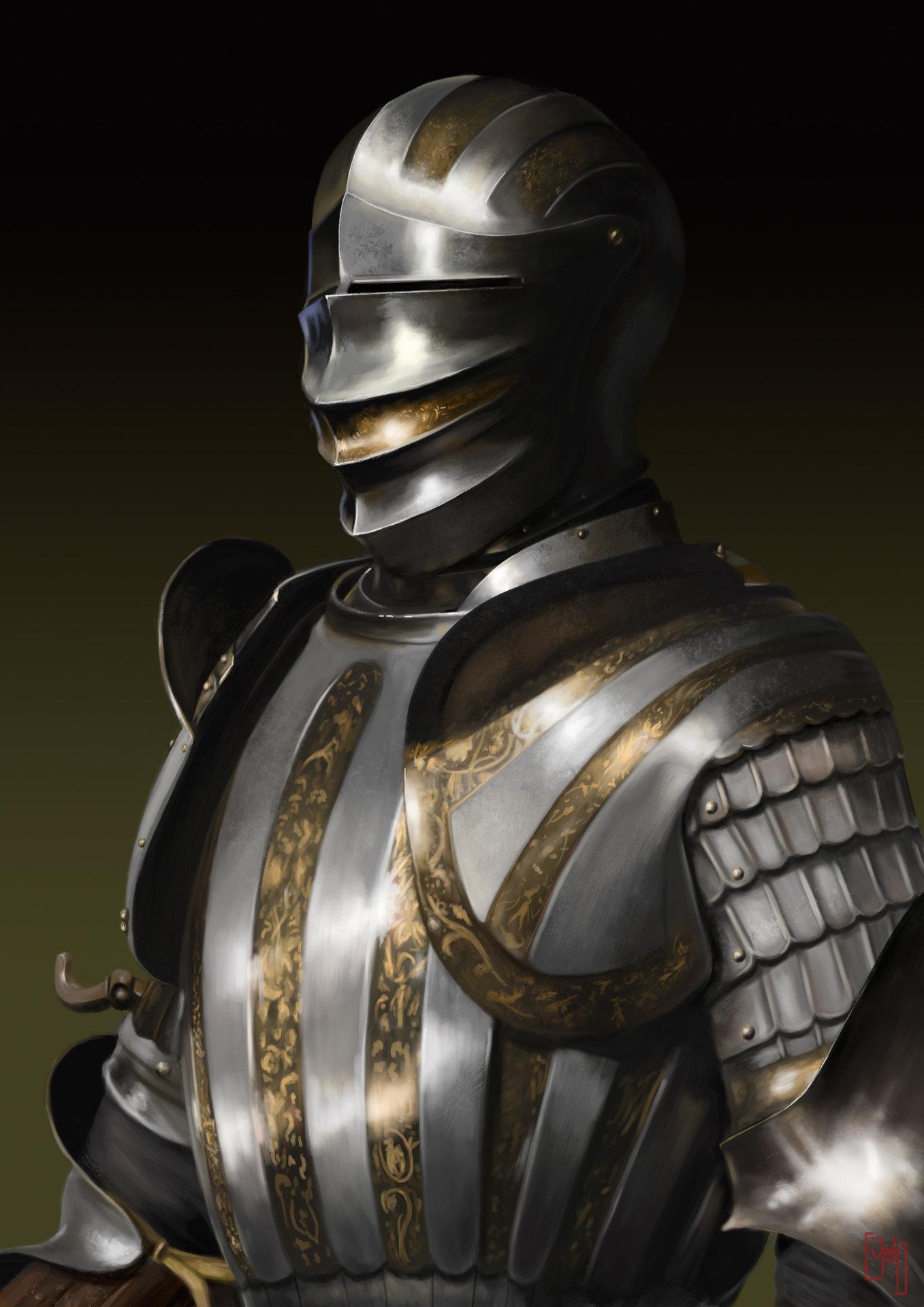 Josh merrick armadura2