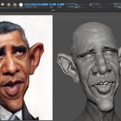 Pierre benjamin obama speed sculpt003