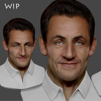 Sarkozy speed sculpt