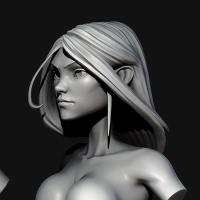 Hong chan lim belle sculpt