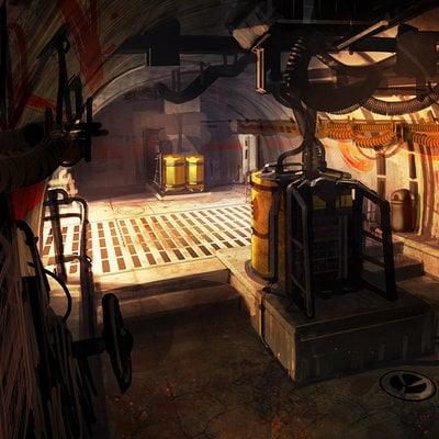 Sparth nicolas bouvier rage tunneltown