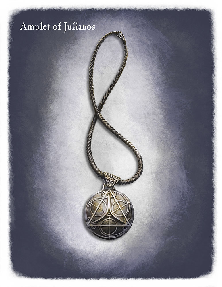 Ray lederer amulet julianos web