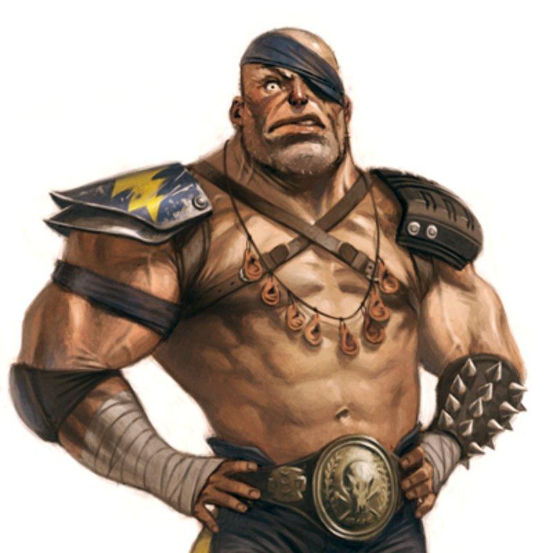 Mad Wrestler