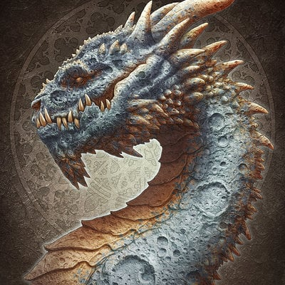 Kerem beyit moon dragon