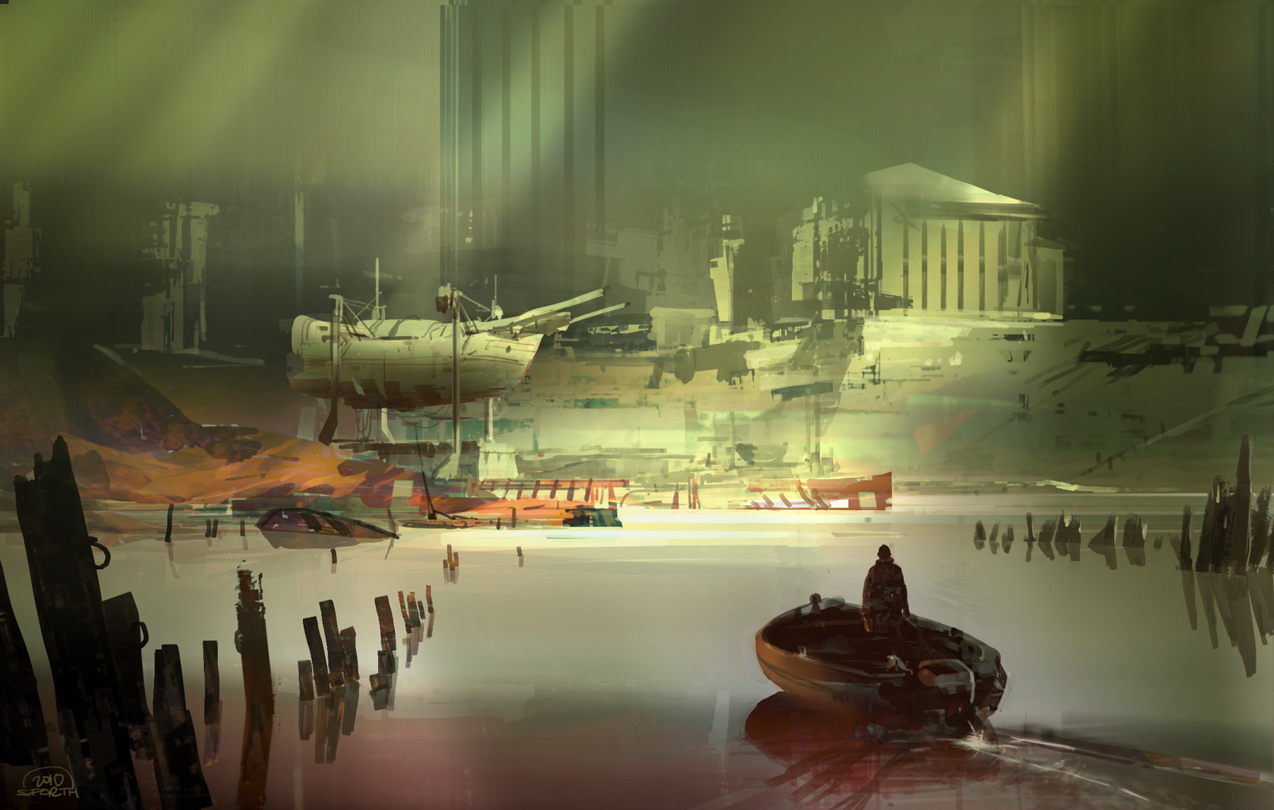 Naval myth final