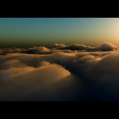 Above the clouds 2014