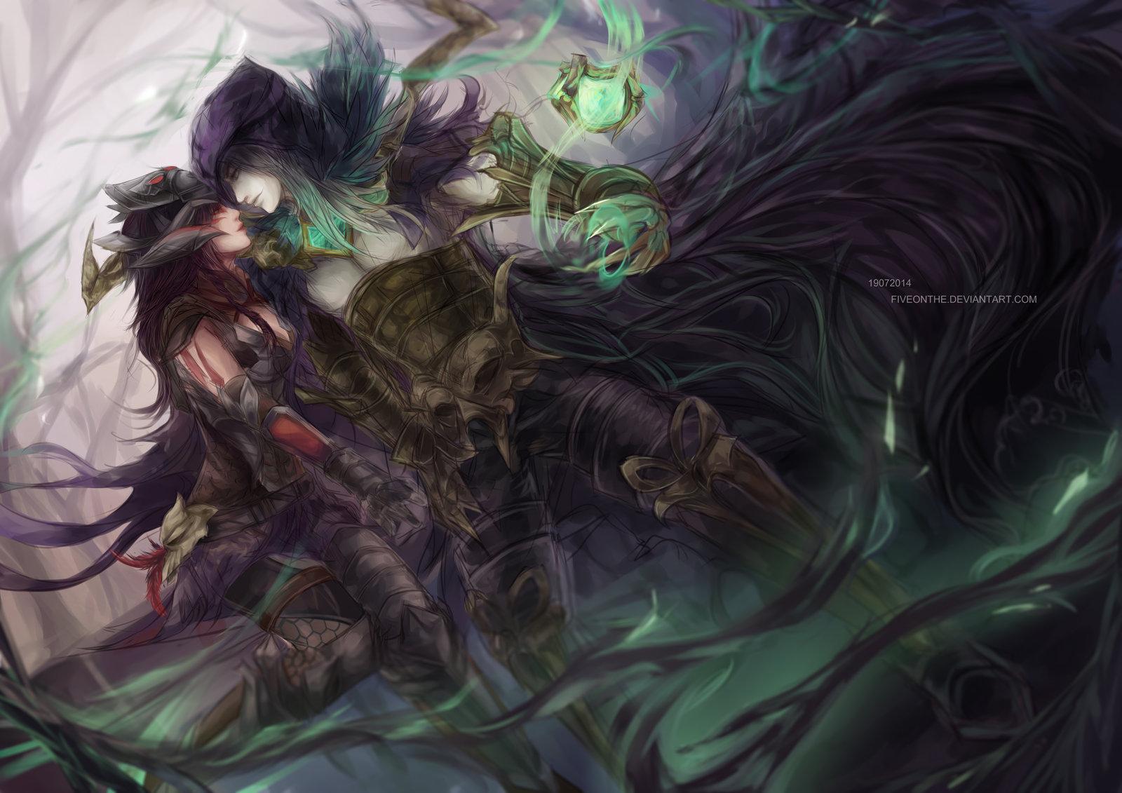 Soul Stealer and Head Hunter