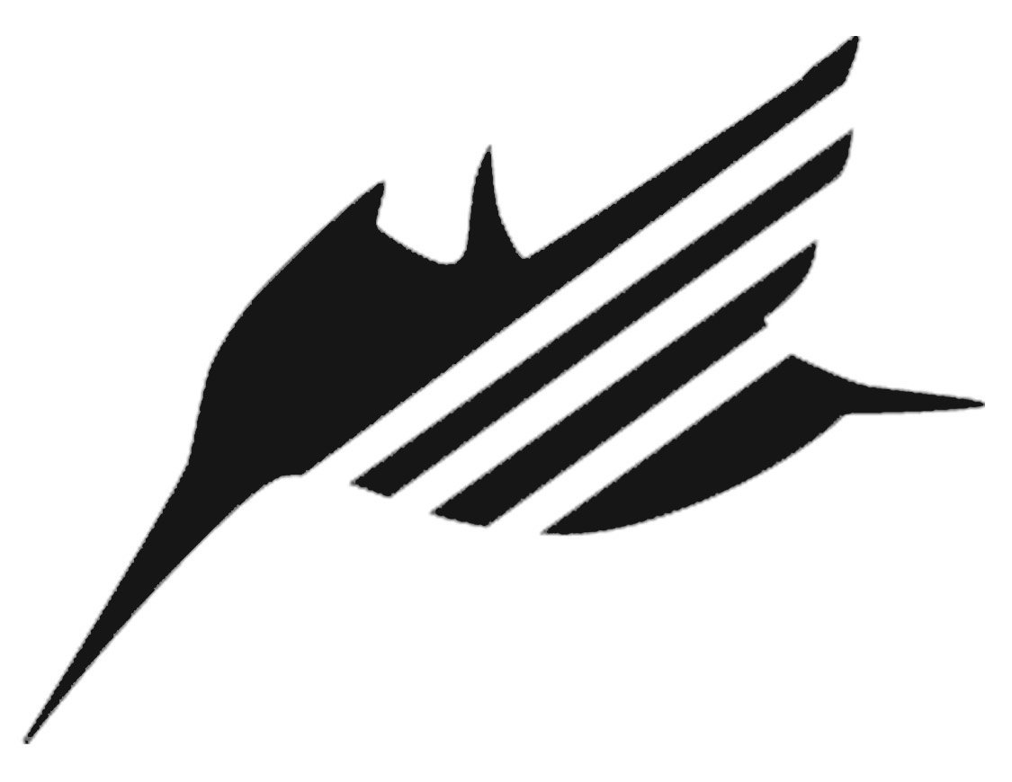 Abrady sf logo bird only 44mm x 33mm abrady