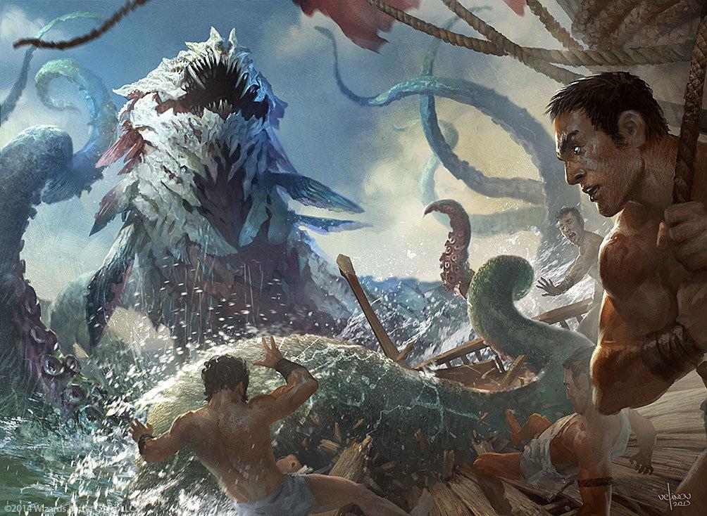 Stormsurge kraken