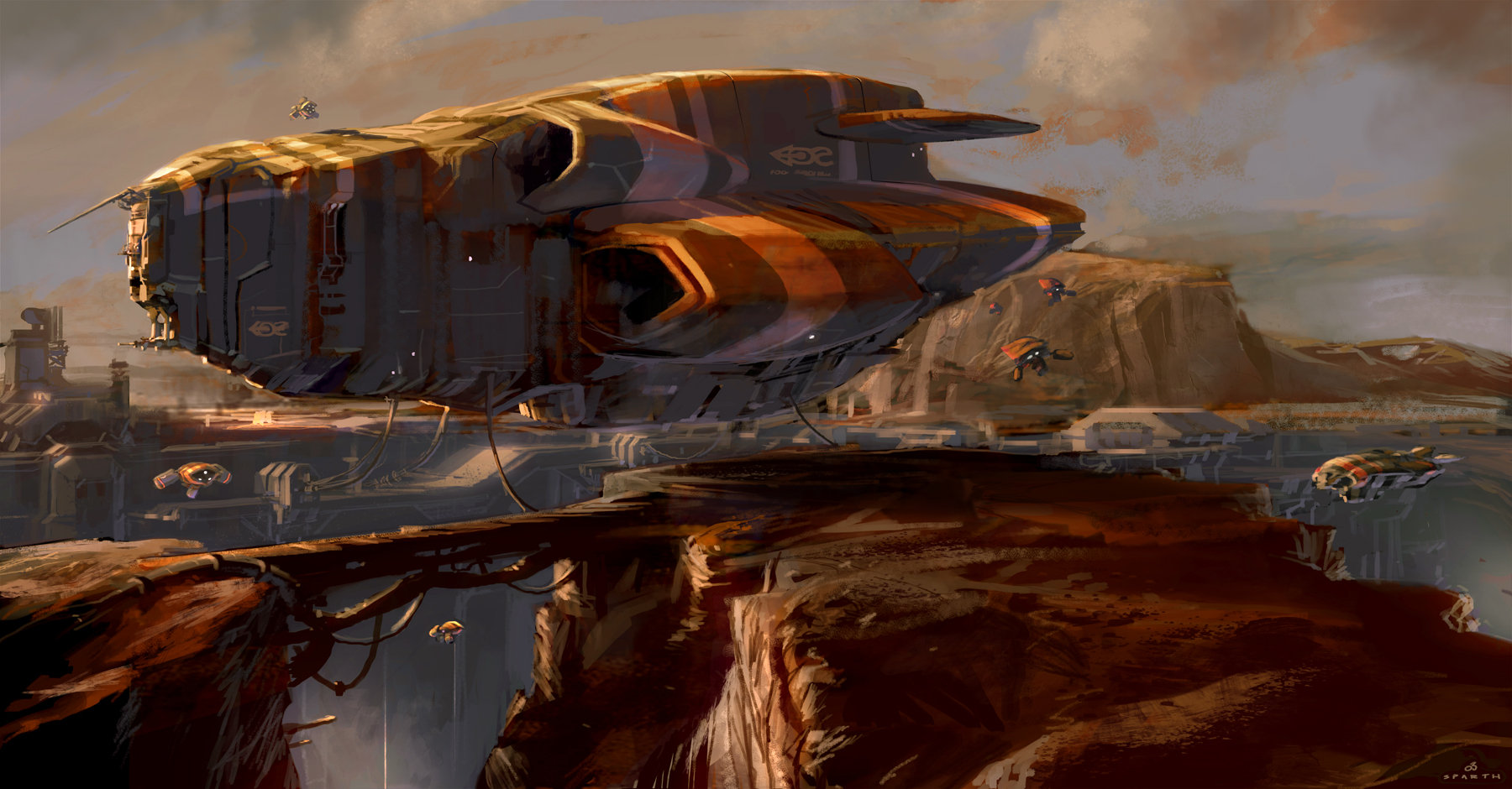Sparth come with us   final   2003