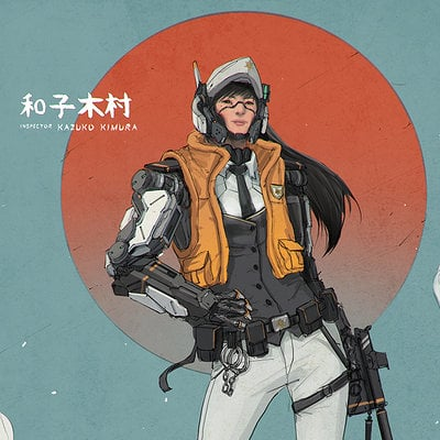 Kazuko 3