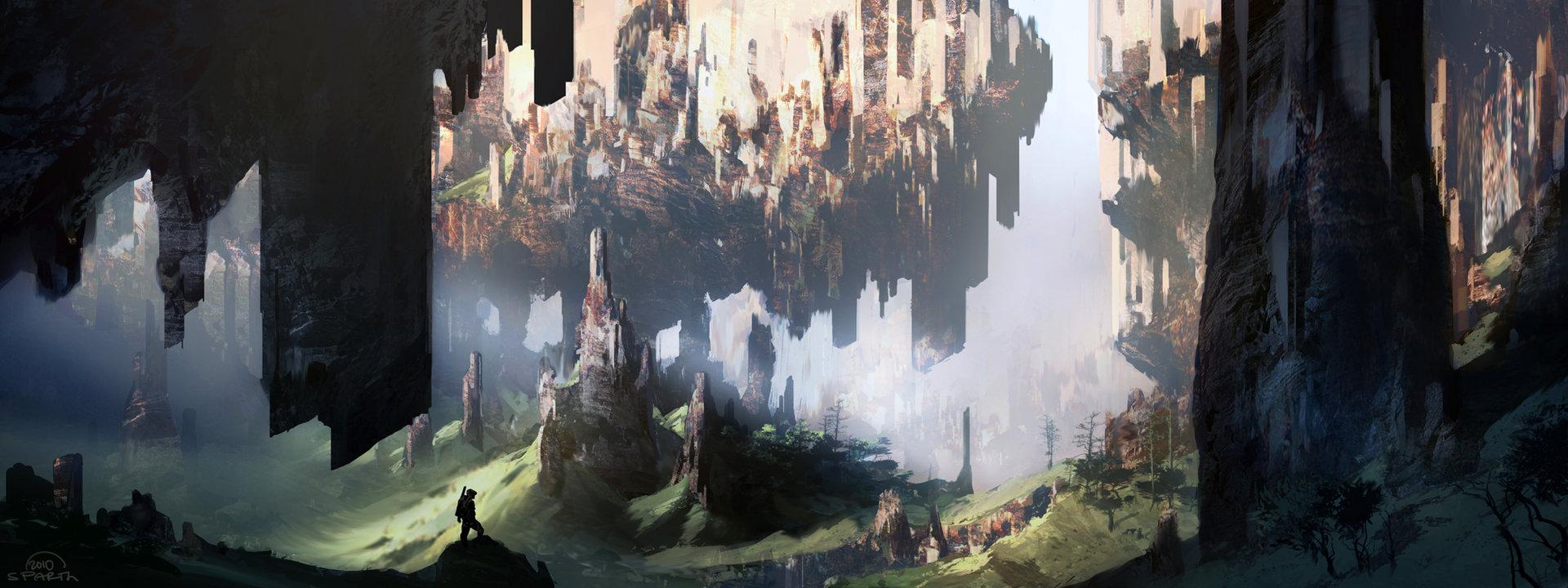 Forerunner rocks concept 02 02