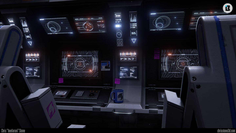 Chrisstone3d terminal