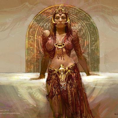Queen of sheba