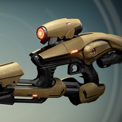 Vex mythoclast in game sm