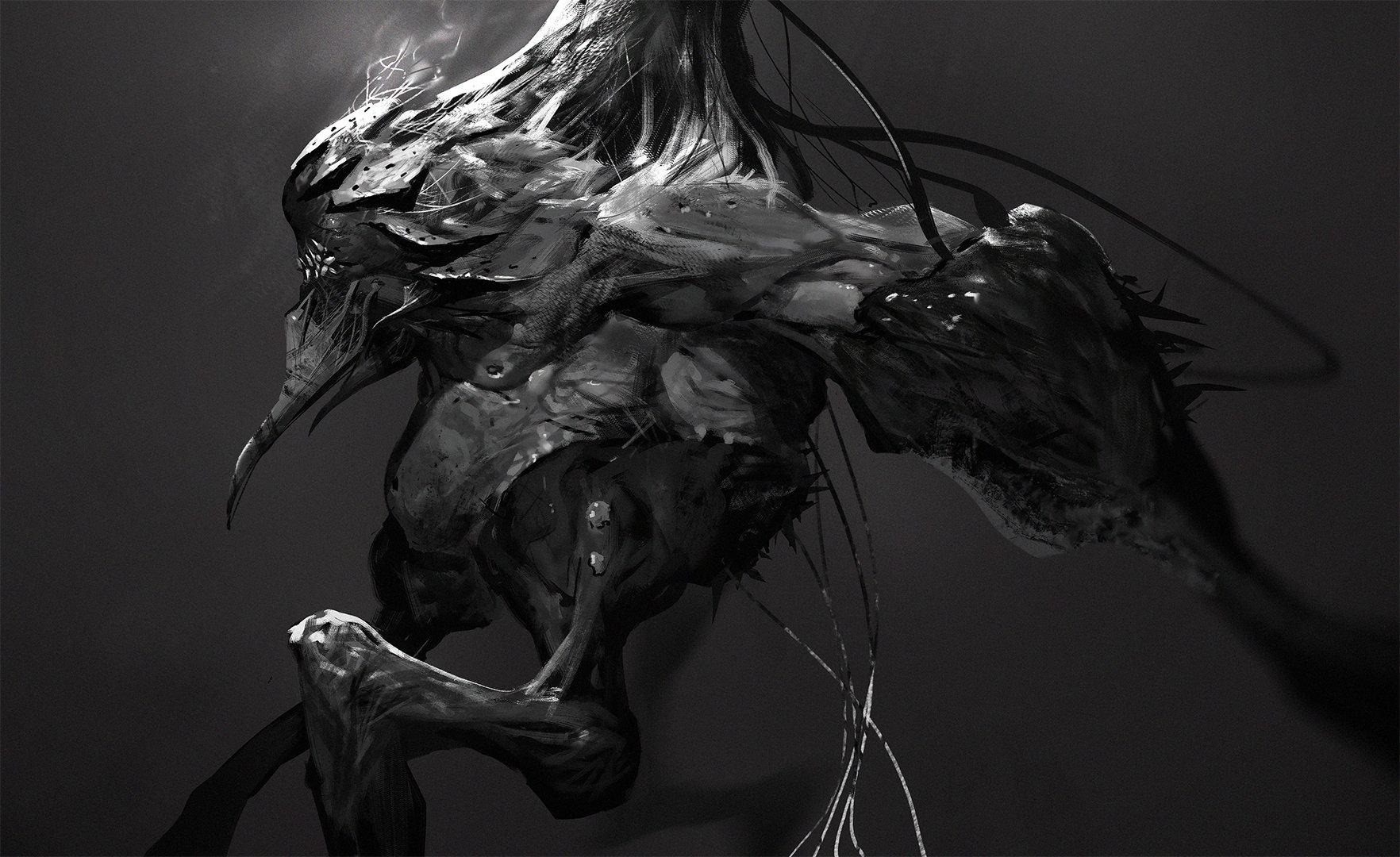 Creature workflow