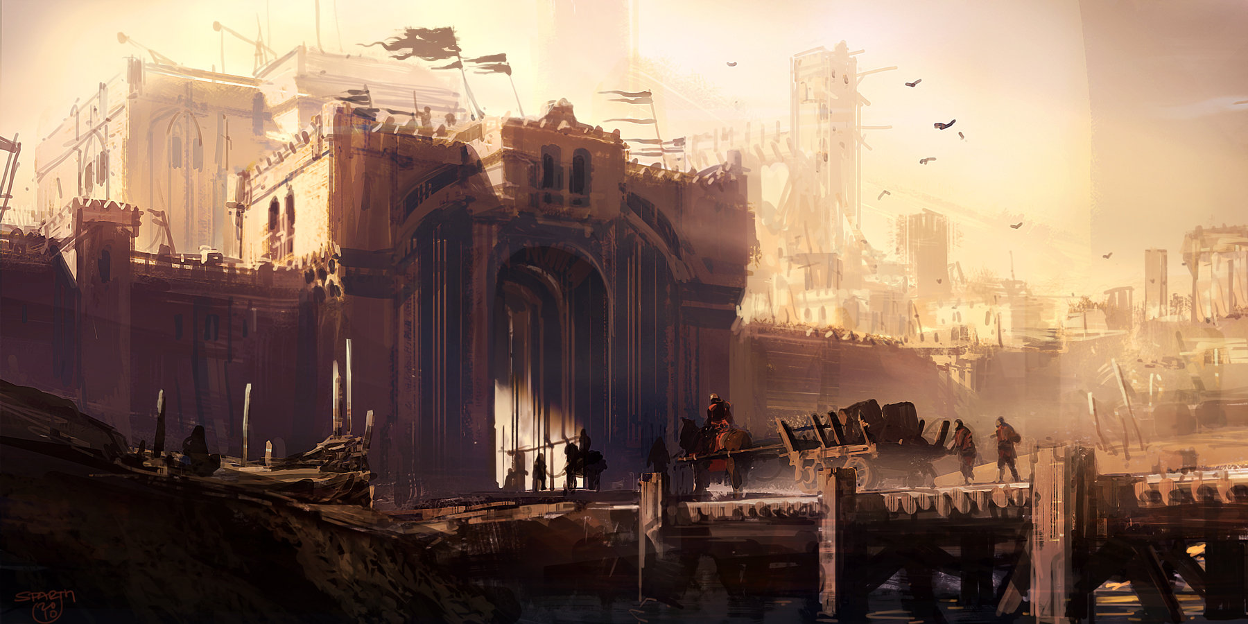 Sparth   medieval interlude ii   2010
