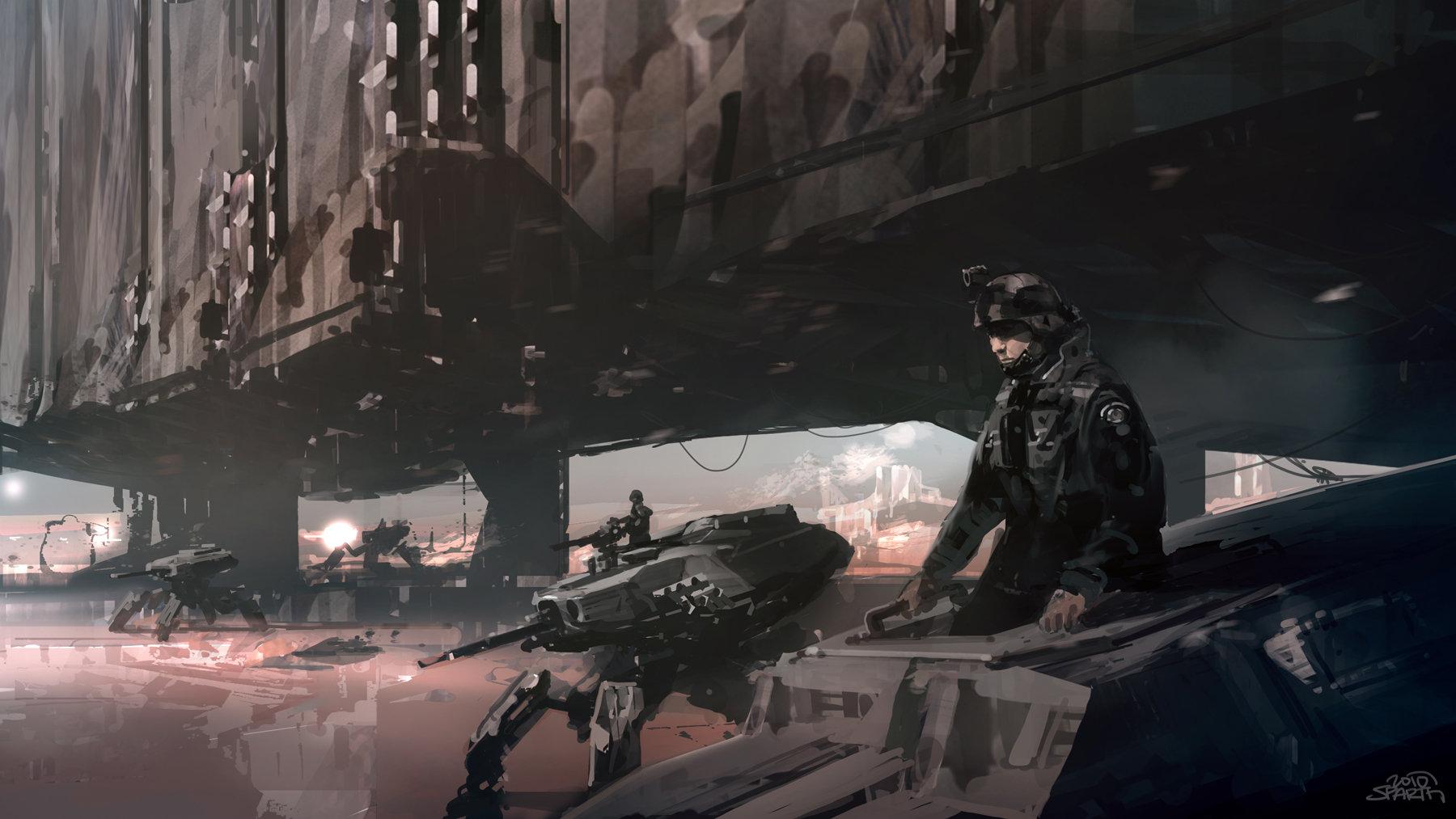 Sparth patrol final