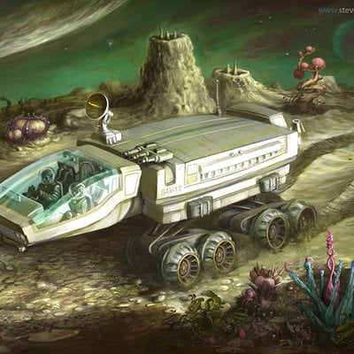Space activity vehicle7