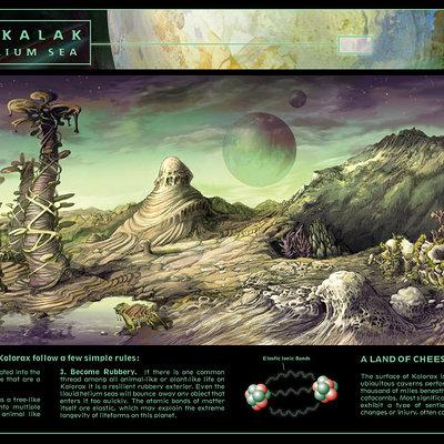 Planet kolorax 2 steve somers
