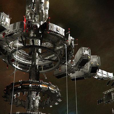 Space station copy