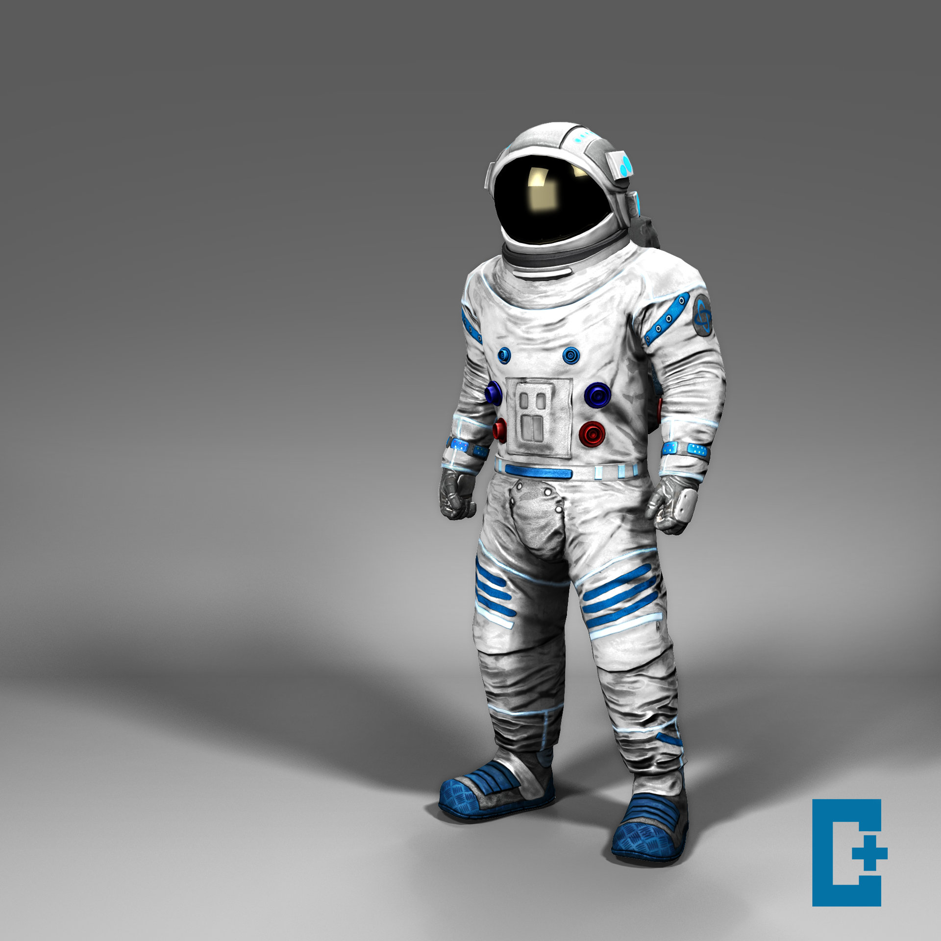 astronaut in suit - HD1920×1920