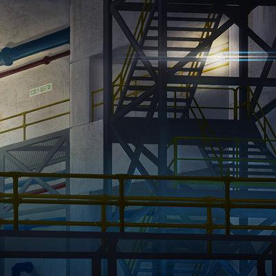 Cp industrial walkways