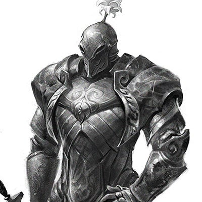 Knight bw copy