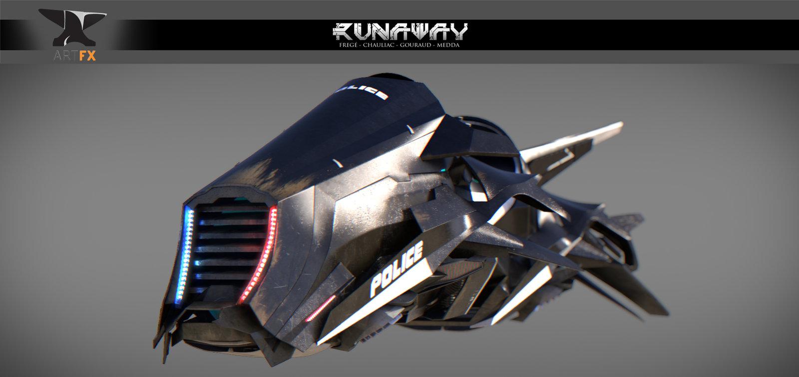 Runaway - Speeder
