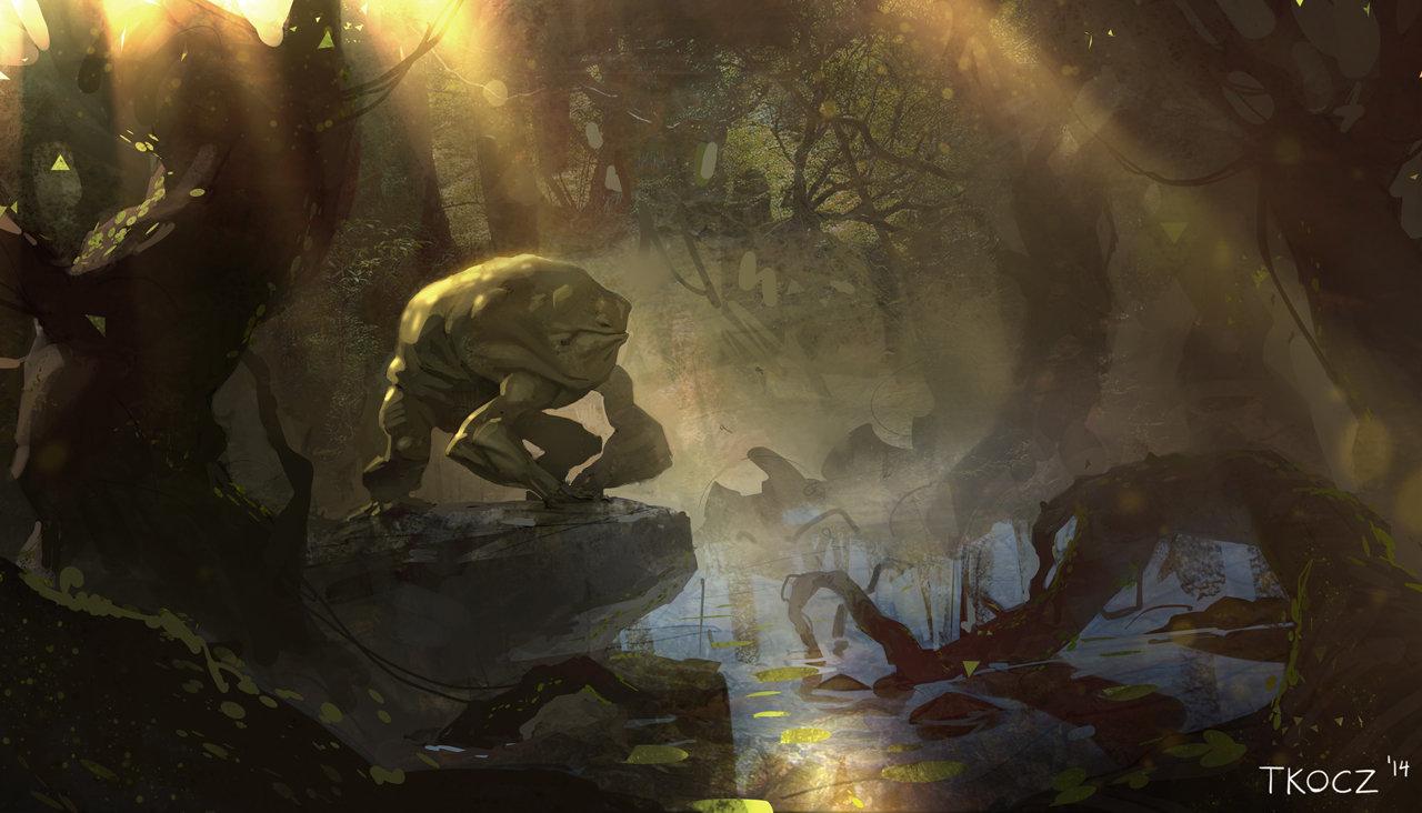Swamp Creature