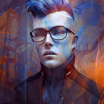 Blue boy 3