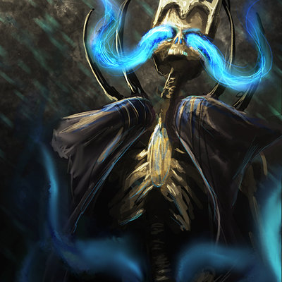 Skeletron lord