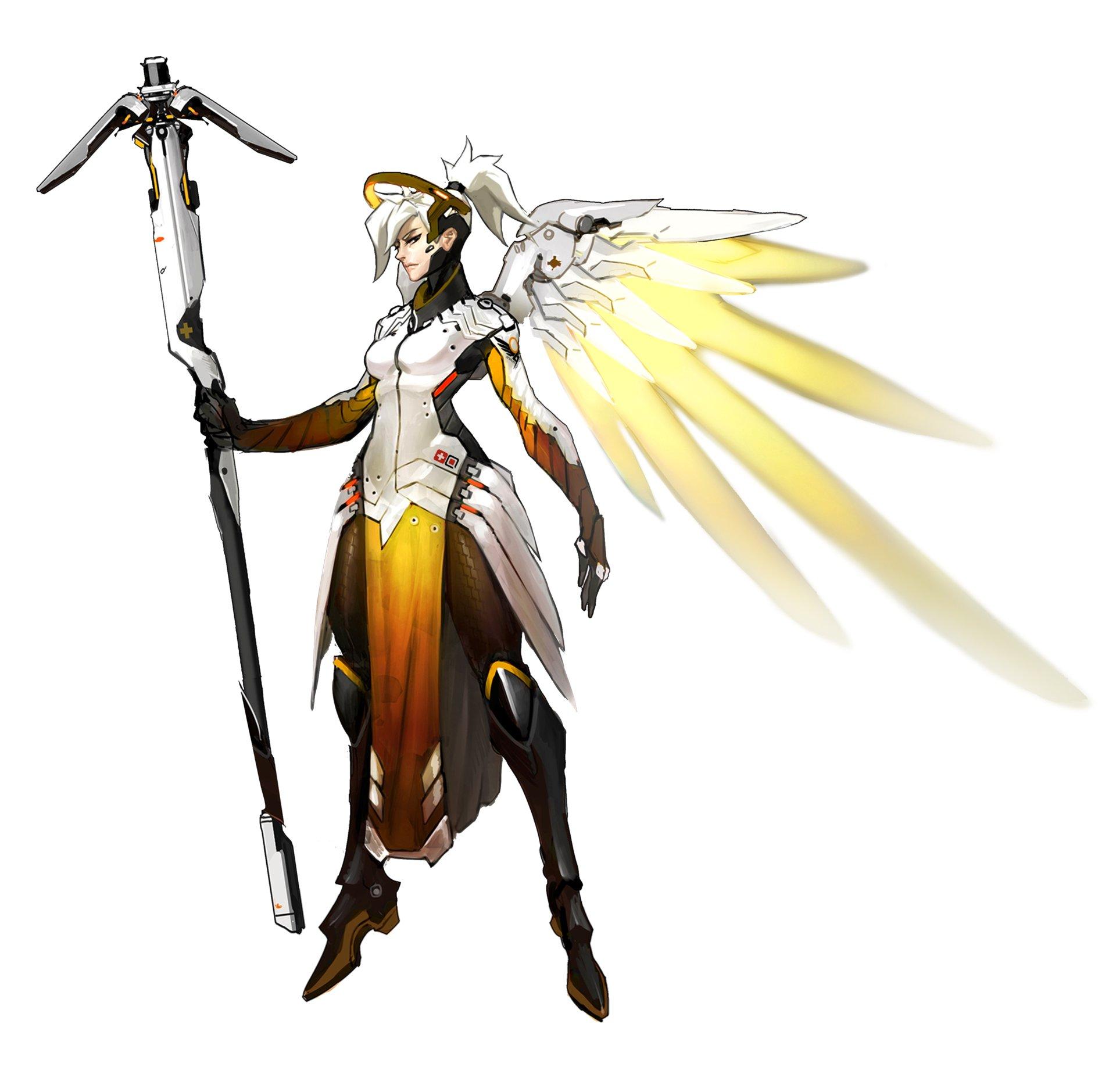 Mercy presskit