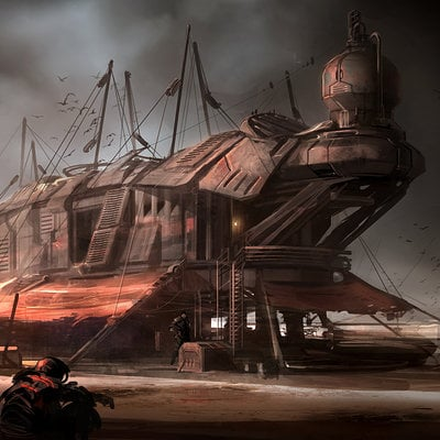 Sparth rage station 2006