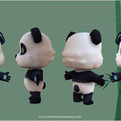 Panda spread