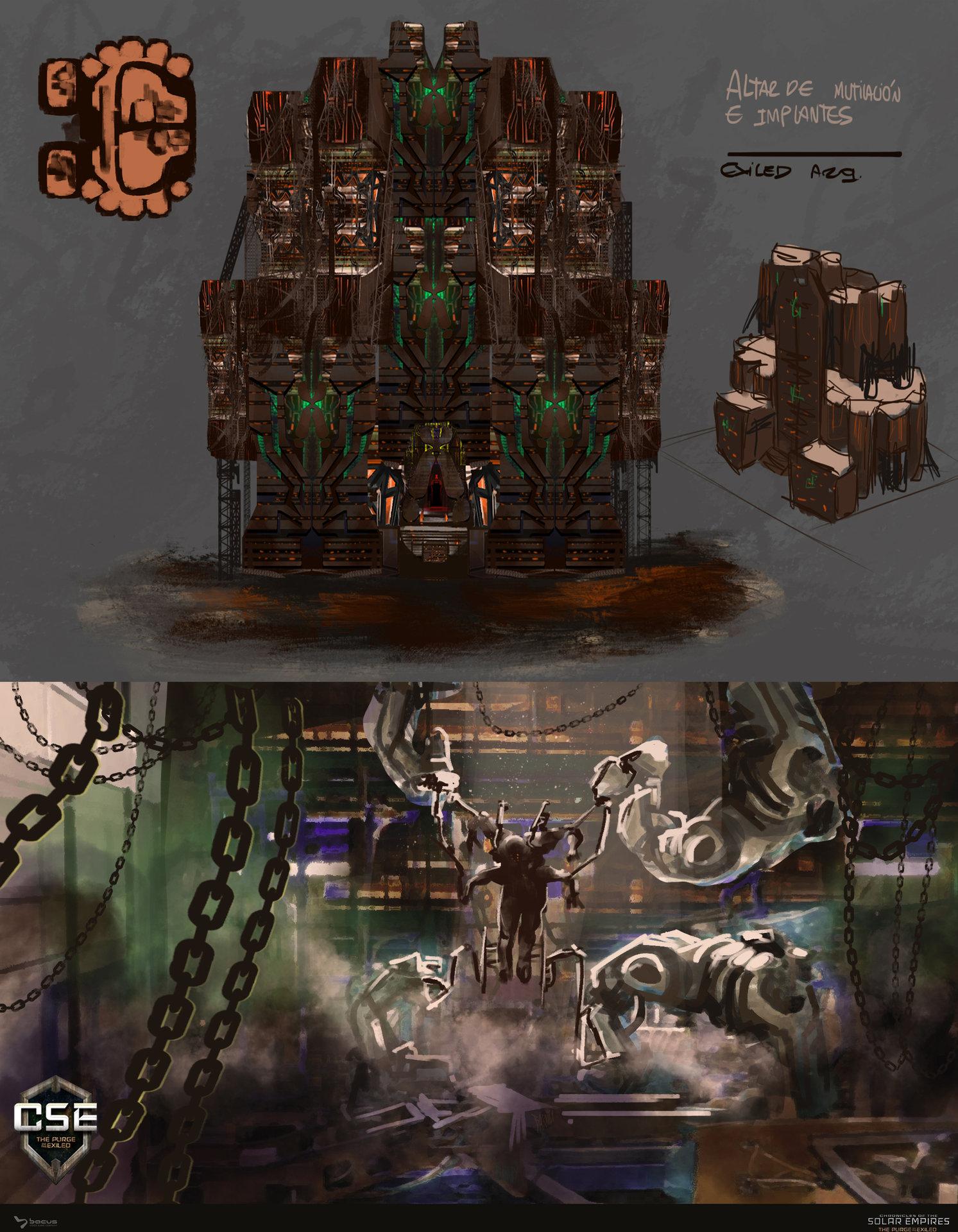 07 altar de mutilacion e implantes   exiled