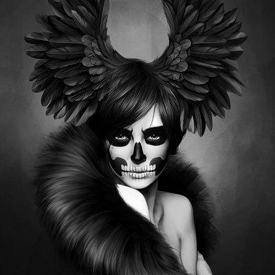 Raven queen 02