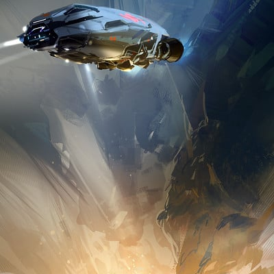 Sparth lava spaceship 2014