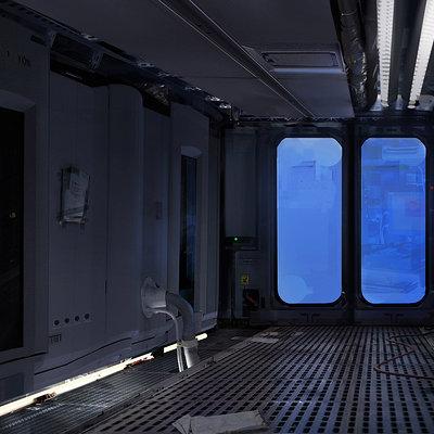 Karakter kz4 lab hallway01