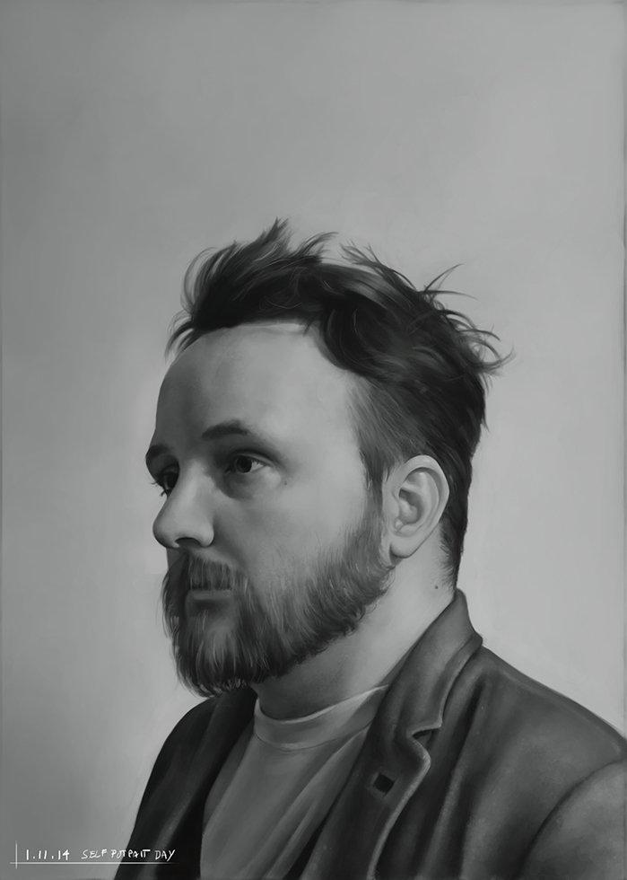Self Portrait Day 2014